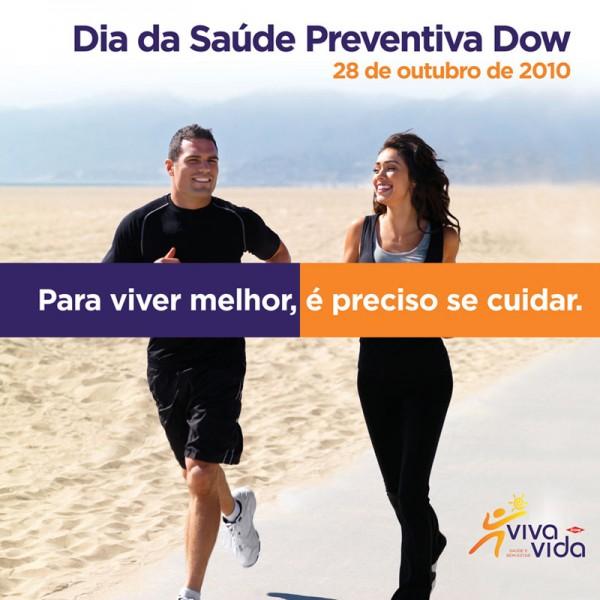 Campanha Viva Vida Dow