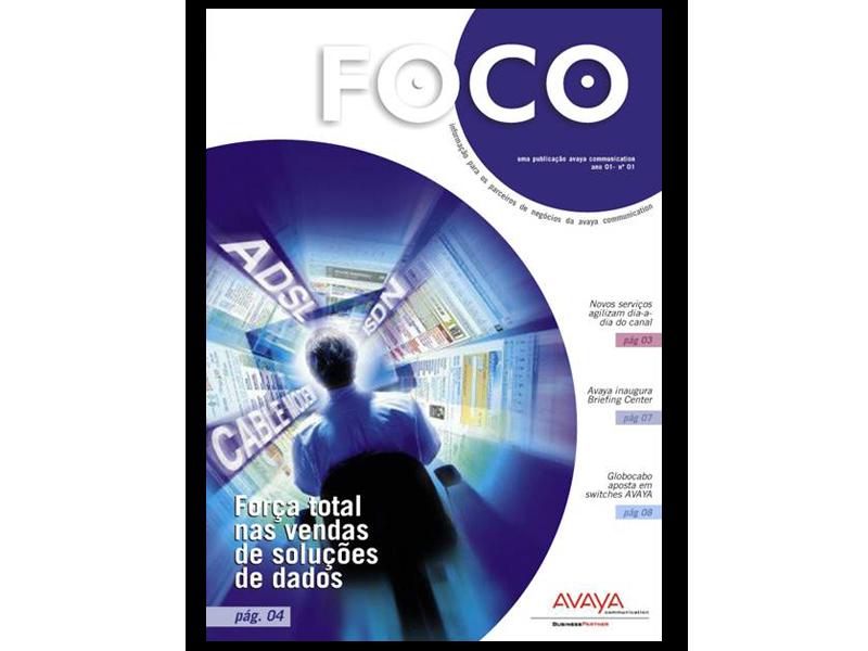 Revista Impressa Avaya